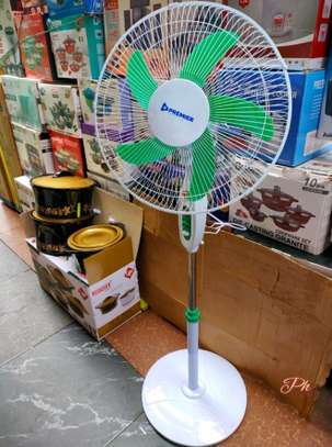 Free standing fan on offer image 1