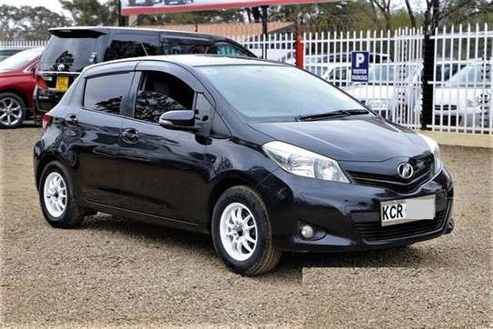 Toyota Vits For Hire