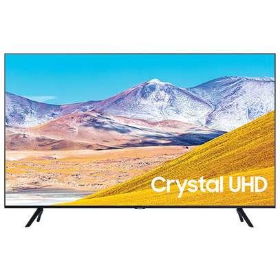 Samsung 75″ Crystal UHD 4K Smart TV – 75TU8000 (2020)-Black image 1