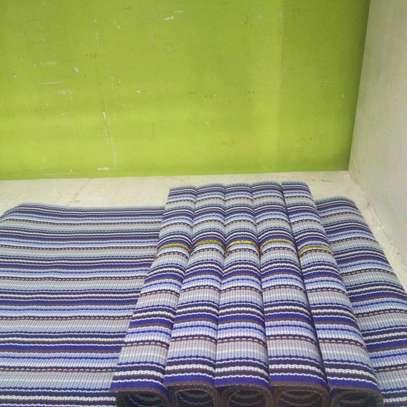 6pcs PVC table mats image 2