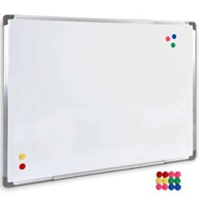 Dry erase whiteboard 6ft*4ft image 1