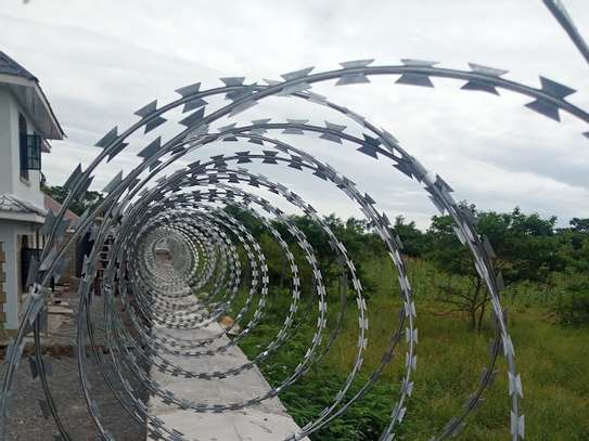 razor wire supply and installation in Kenya image 3