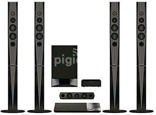 Sony Blu ray HomeTheatre BDV-N9200W BLACK COLOUR image 1