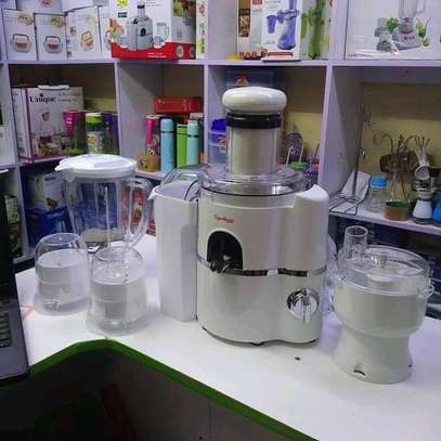 5 in 1 signature blender/food processor