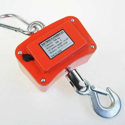 500KG 0.5 Ton Industrial Digital Hang Crane Scale image 3