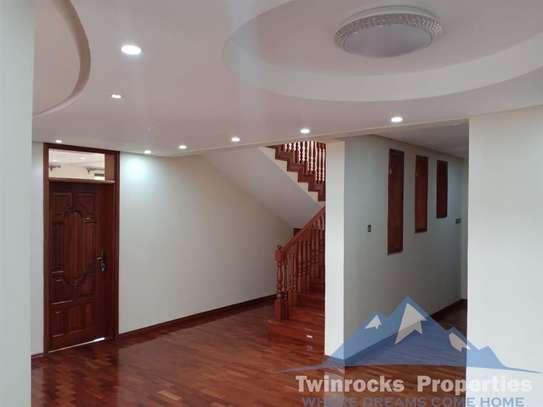 4 bedroom house for rent in Karen image 11