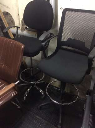 Counter office chairs image 2