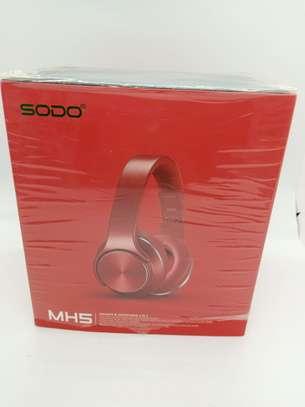 Sodo MH5 Bluetooth Headphones image 1