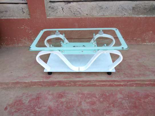 Craft glass table
