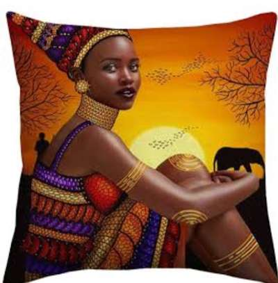 African themed Pillowcase image 4