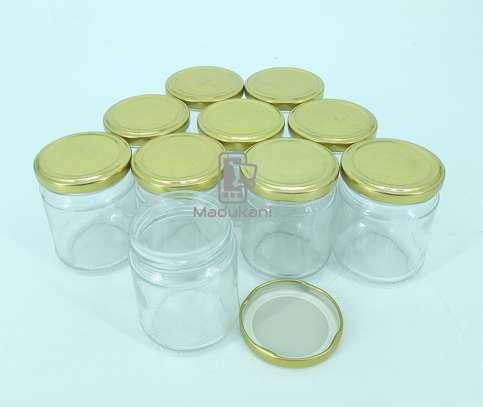 10pcs 212ml Glass Jars Mason Jars with Pop Lids image 4