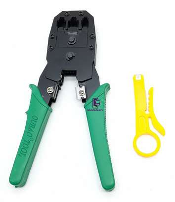 P64 Networking Crimping Tool for 4P 6P 8P Modular Plugs image 2