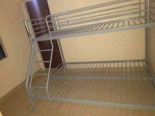 5*6 metallic double decker beds