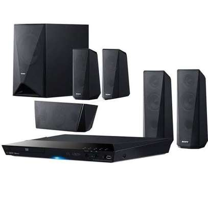 DZ 650 Sony home theater system image 1