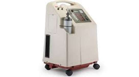 PORTABLE OXYGEN CONCENTRATOR image 1