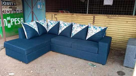 Sofa set made by hand wood and good quality material made image 9