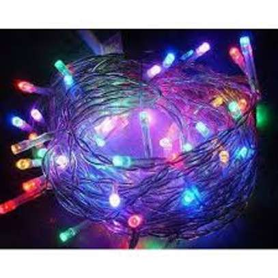 0M  LED String Light Waterproof Copper Wire Fairy  10 meters image 1