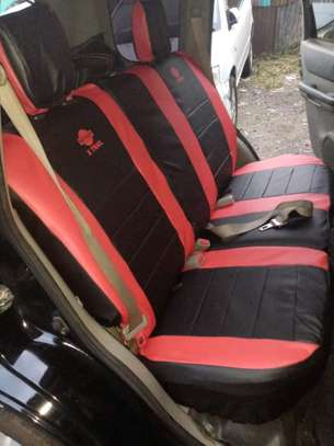 BELTA DURABLE CAR SEAT COVERS image 3