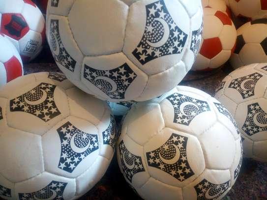 Genuine leather SKY Football size 5 image 3