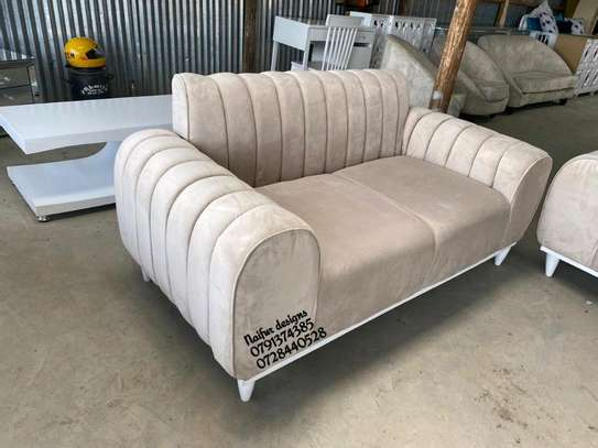 Two seater sofa/classic two seater sofa designs image 2