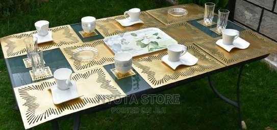 13pcs Non Wooven Table Mats/Pbz image 1