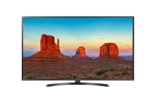LG 43 Inch HDR 4K UHD Smart IPS LED TV 43UK6400PVC image 1