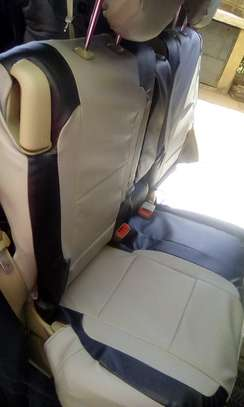 Plain Cool Car Seat Covers
