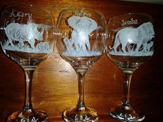 Engraved glasses image 2