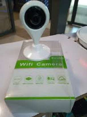 Stand Alone Wifi Cctv Camera image 1