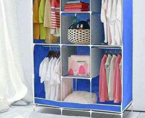 Portable Wardrobe - 3 Columns image 1