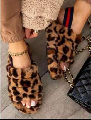 Ladies warm sandles image 1