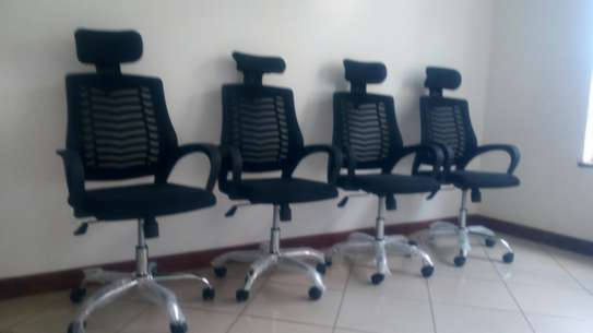 Office chair's