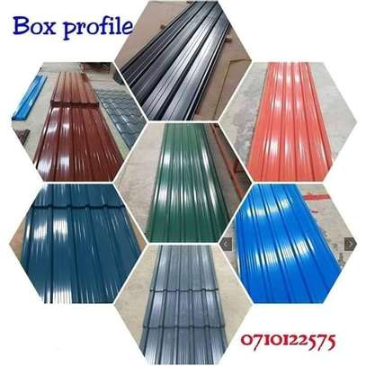 Box profile roofing mbati image 1