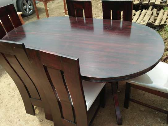 6 Seater Dining Table image 5