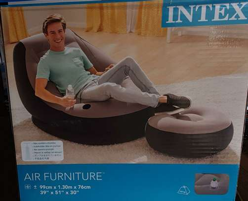 Inflatable seats image 1