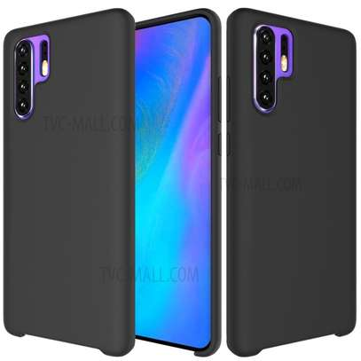Silicone case with Soft Touch for Huawei P30 P30 Pro P30 Lite image 4