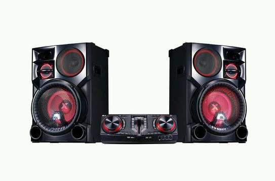 LG XBOOM CJ98 3500 watts image 2