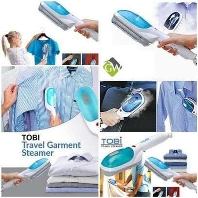 Tobi Travel Steamer / Garment Steam Brush image 2