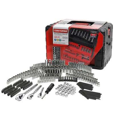 Craftsman 320-Piece Mechanic's Tool Set image 1