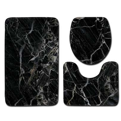 3 in 1 bathroom mats image 2