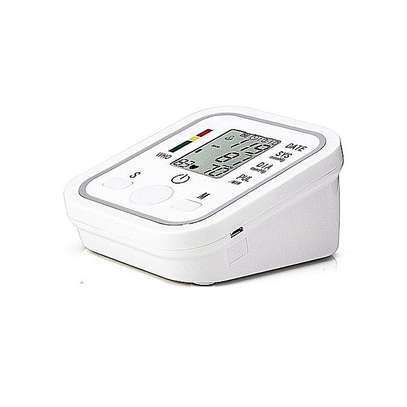 Digital Arm Blood Pressure Upper Arm Fully Automatic Monitor Heart Beat Meter image 2