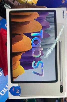 Samsung galaxy tab s7 11 inches 6gb ram 128gb rom 13mp+5mp+8mp camera image 1