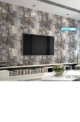 Elegant Block like Wall Paper image 2