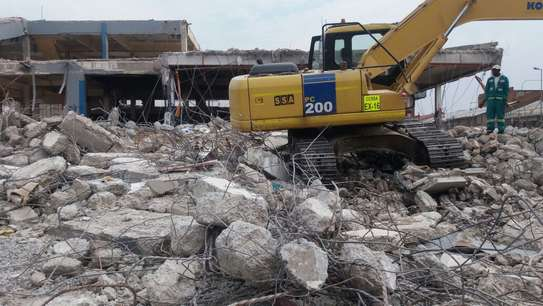 Demolishing, Rubble Removals, Site Clearance, Tree Cutting, Landscaping & Gardening image 4