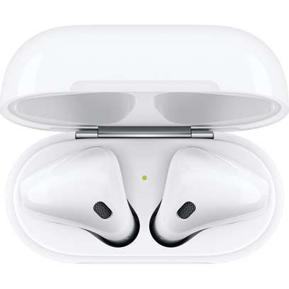 Apple AirPods with Charging Case (2nd Generation) image 2