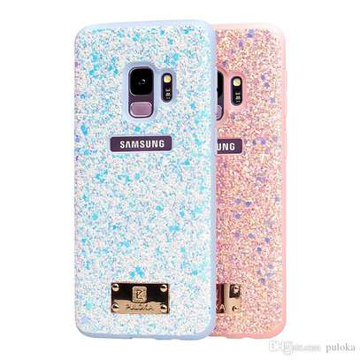 Puloka Sparkle Glittering Luxurious Cases for Samsung  S9 S9 Plus image 2