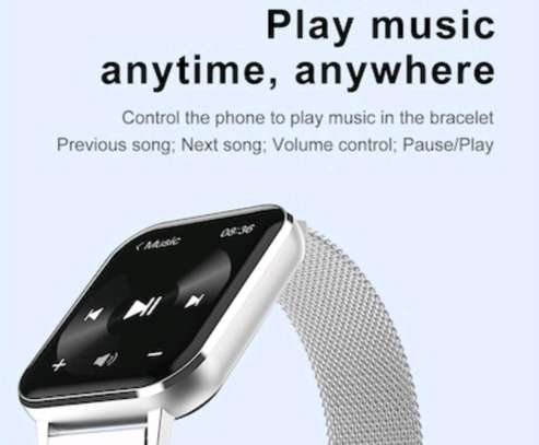 DTX Smartwatch - With Industry Standard, Fitness, Health and Fun Features image 4