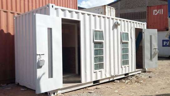 20ft container ablution units image 6
