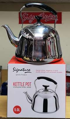 Signature kettle pot 5L capacity