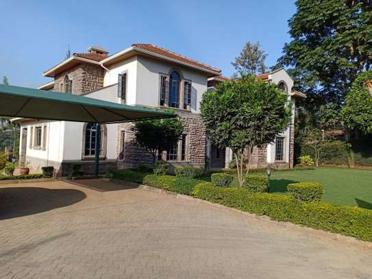 5 bedroom house for rent in North Muthaiga image 1